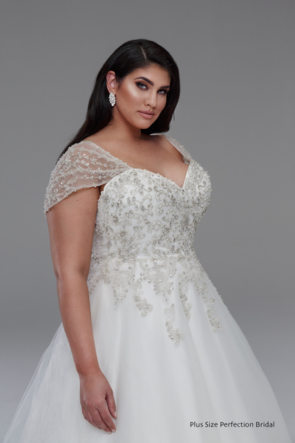 Princess Wedding Dresses for Plus Size – Fashion dresses