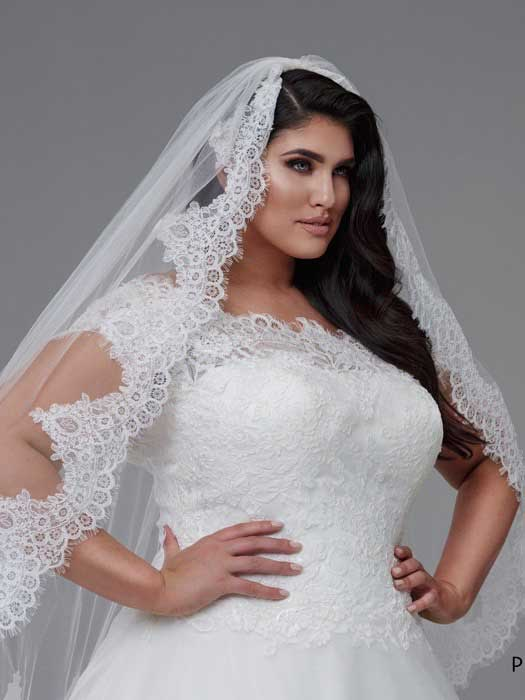 Veils for wedding dresses